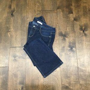WHBM size 6R Blanc Jeans